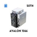 CANAAN AVALON MINER 1066 (50TH)