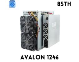 CANAAN AVALON MINER 1246 (85TH)