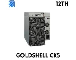 GOLDSHELL CK5 – CKB MINER (12TH)