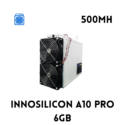 INNOSILICON A10 PRO ETH MINER 6GB (500MH)