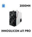 INNOSILICON A11 PRO ETH MINER 8GB (2000MH)
