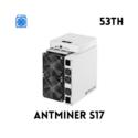 BITMAIN ANTMINER S17 (53TH)