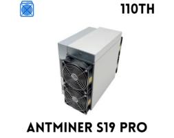 BITMAIN ANTMINER S19 PRO (110TH)