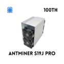 BITMAIN ANTMINER S19J PRO (100TH)