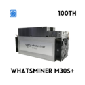 MICROBT WHATSMINER M30S+ (100TH)