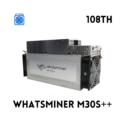 MICROBT WHATSMINER M30S++ (108TH)