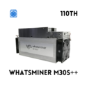 MICROBT WHATSMINER M30S++ (110TH)