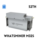 MICROBT WHATSMINER M32S (52TH)