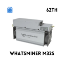 MICROBT WHATSMINER M32S (62TH)