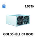 GOLDSHELL CK BOX – CKB MINER (1.05TH)